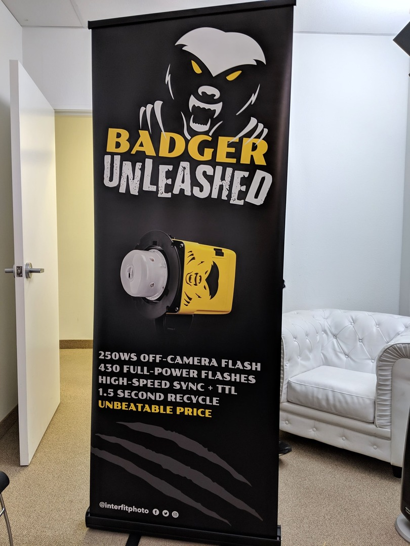 Badger Roll-Up